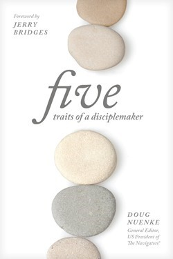 Five Traits of a Disciplemaker (Paperback)