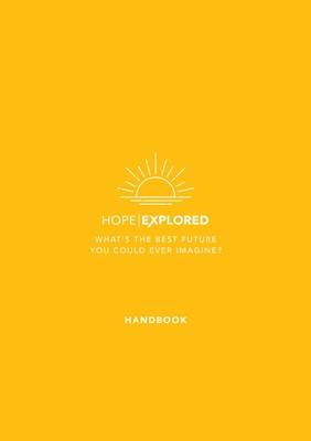 Hope Explored Handbook (Paperback)