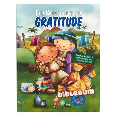 Fun Bible Lessons on Gratitude (Paperback)