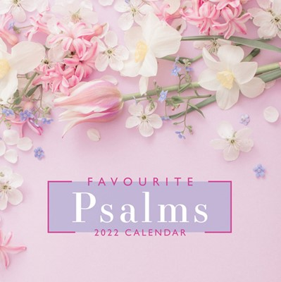 2022 Mini Calendar: Favourite Psalms (Calendar)