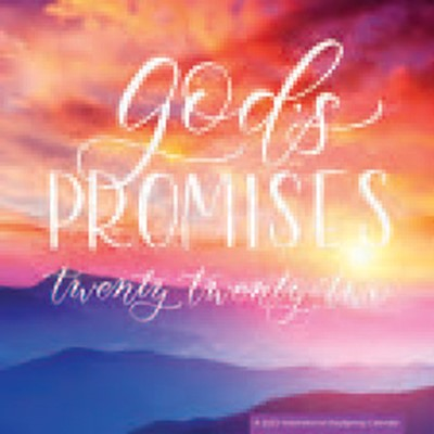 2022 Calendar: God's Promises (Calendar)