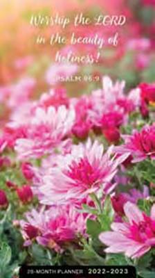 2022-2023 28 Month Planner: Psalms (Paperback)