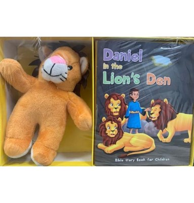 Daniel in the Lion's Den (Mixed Media Product)