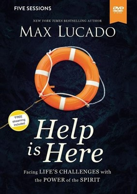 Help is Here Video Study (DVD)