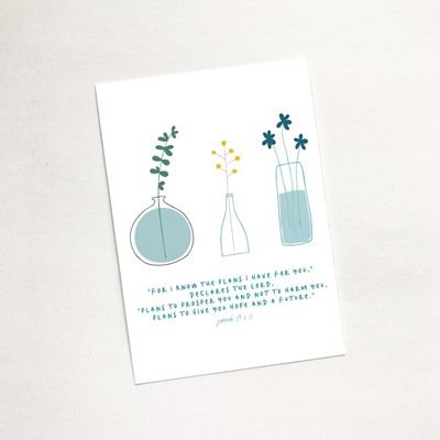 For I Know (Stems) - Mini Card (Cards)
