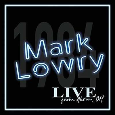 Mark Lowry Live CD (CD-Audio)