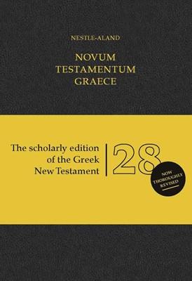 Novum Testamentum Graece (Hard Cover)