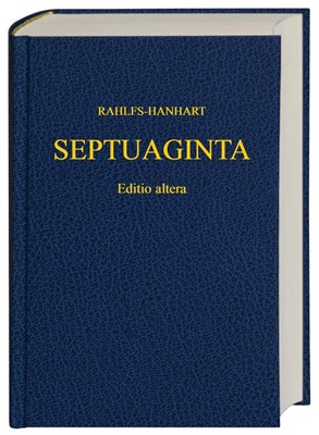 Septuaginta (Hard Cover)
