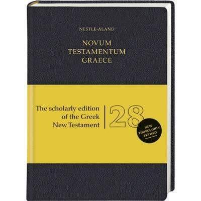 Novum Testamentum Graece (Imitation Leather)