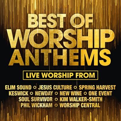 Best of Worship Anthems 2CD (CD-Audio)