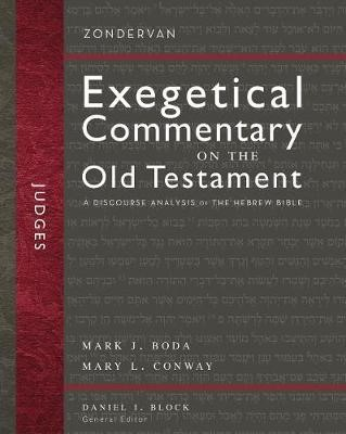 Zondervan Exegetical Commentary: Judges (Hard Cover)