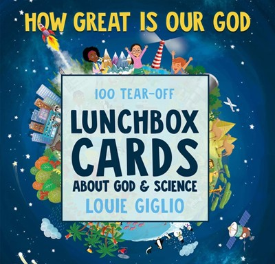 How Great is Our God 100 Tear-Off Lunchbox Cards (Paperback)