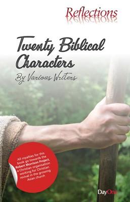 Twenty Biblical Characters (Paperback)