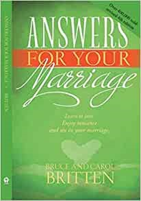 Answers for Your Marriage (Paperback)