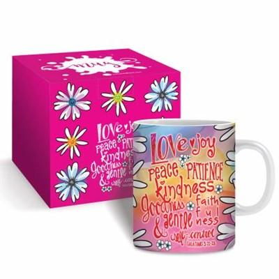 Fruit of the Spirit Mug and Gift Box (General Merchandise)