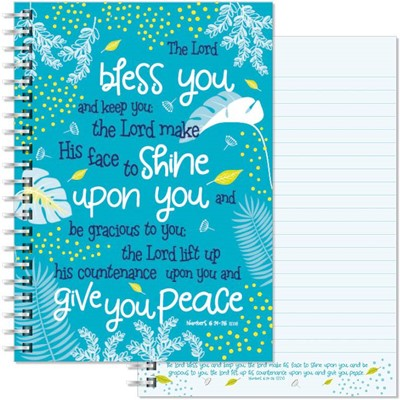 Bless You A5 Notebook (Paperback)