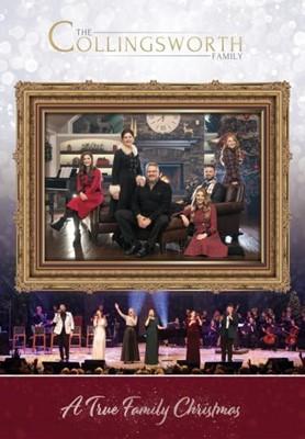 True Family Christmas DVD, A (DVD)