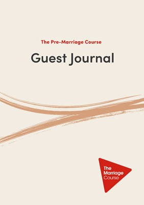 Pre-Marriage Course Guest Journal (Paperback)