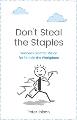 Don't Steal the Staples (Paperback)