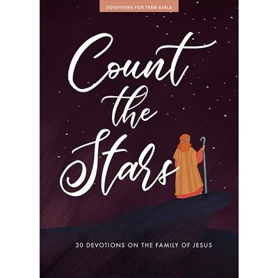 Count the Stars Teen Girls' Devotional (Paperback)