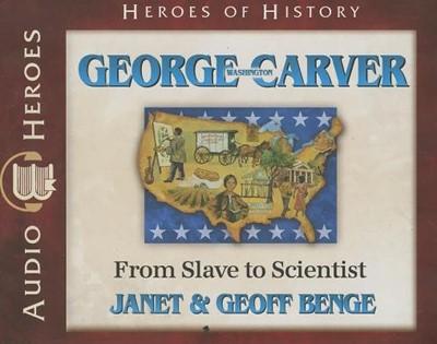 George Washington Carver (CD-Audio)