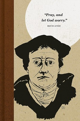 Luther, Funny Theologian Journal (Hard Cover)