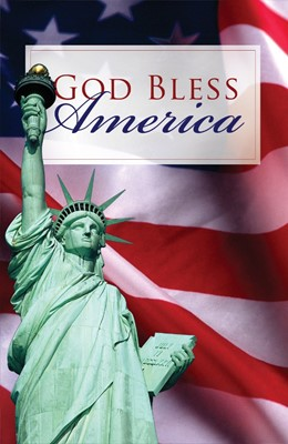 God Bless America (Pack Of 25) (Tracts)