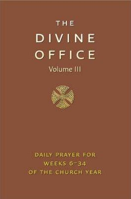 Divine Office Volume 3 (Leather Binding)