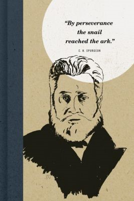 Spurgeon, Funny Theologian Journal (Hard Cover)