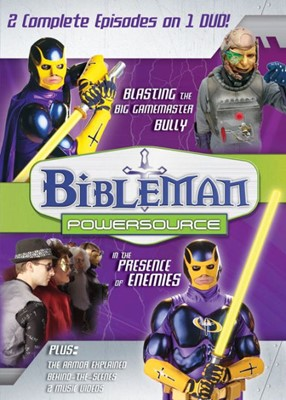 Bibleman Powersource Vol. 10: Blasting The Big Gamemaster Bu (DVD Video)
