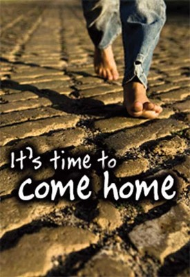 It's Time To Come Home (Paperback)