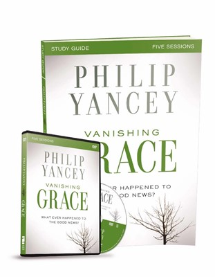 Vanishing Grace Study Guide With Dvd (Paperback w/DVD)