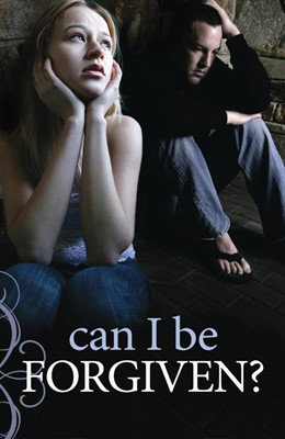 Can I Be Forgiven? (Pack Of 25) (Tracts)