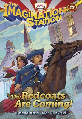 The Redcoats are Coming! (Paperback)
