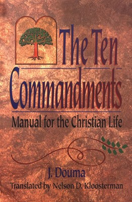 The Ten Commandments (Paperback)