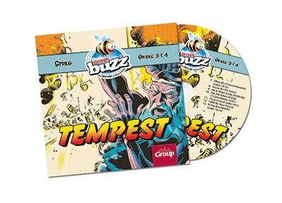 Buzz Grades 3&4: Tempest CD Spring 2017 (CD-Audio)