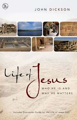 Life Of Jesus Participant's Guide With DVD (Paperback w/DVD)