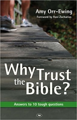 Why Trust The Bible? (Paperback)