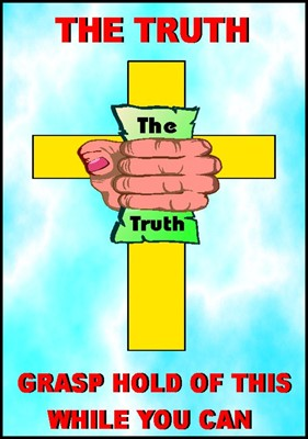 Tracts: The Truth 50-pack (Tracts)