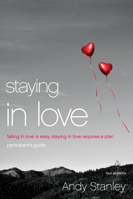 Staying In Love Participant'S Guide With DVD (Paperback w/DVD)