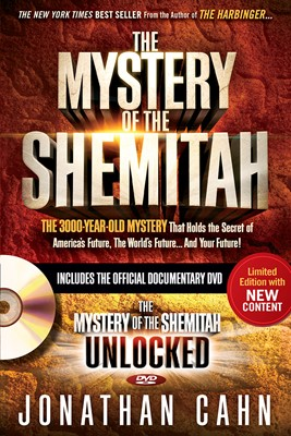 The Mystery Of The Shemitah With DVD (Paperback w/DVD)
