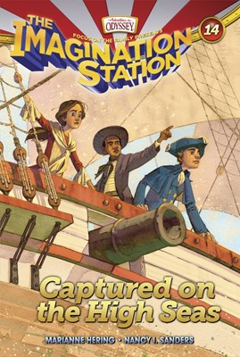 Captured on the High Seas (Paperback)