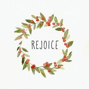 Rejoice (Pack of 6) (Cards)