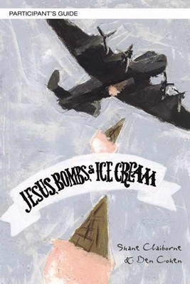 Jesus, Bombs, And Ice Cream Study Guide With DVD (Paperback w/DVD)