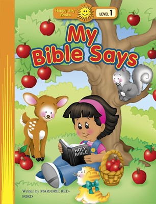 My Bible Says (Paperback)