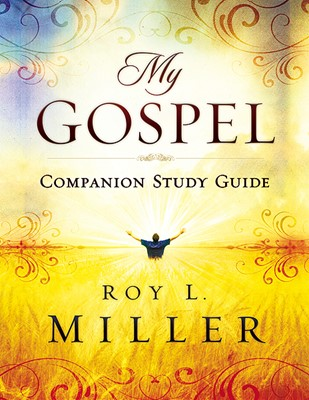 My Gospel Companion Study Guide (Spiral Bound)