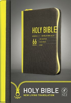 NLT Zips Bible (Other Book Format)