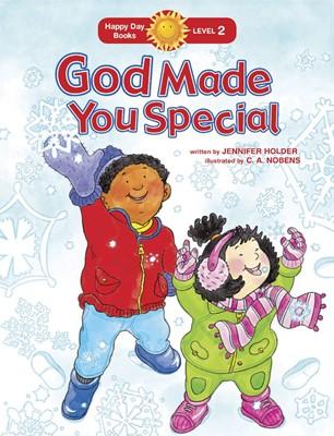 God Made You Special (Paperback)