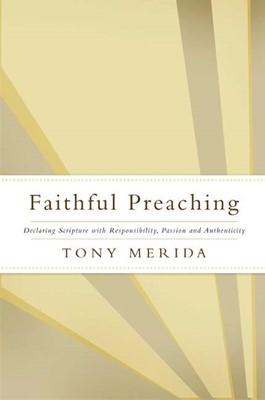 Faithful Preaching (Hard Cover)