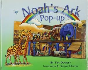 Noah's Ark Pop Up Bible Story (Novelty Book)